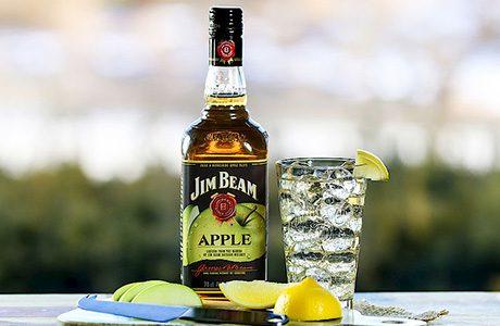 Fruity whiskey set for summer TV ads