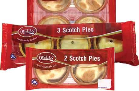 Family value pie packs
