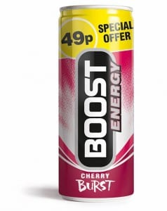 Boost Cherry-1 250ml pmp June 15