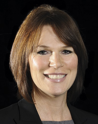 """Debbie Robinson managing director of Spar UK: """"We feel the UK is about to witness one of the most radical changes to the way in which shoppers pay for goods, led by Apple Pay."""""""