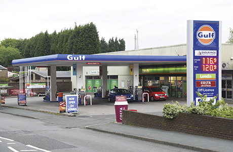 Carronvale Service Station in the town of Larbert, Falkirk, features a 1,000 sq ft Londis convenience store with grocery range, off-licence and Costa Express.