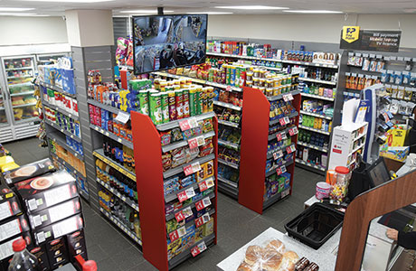 KK Stores has been a fixture on Main Street in the Ayrshire town of Kilwinning for nine years and a Premier symbol store for the same period. Its recent refit, undertaken by shopfitting specialist Vertex, has had a tremendous impact on sales.