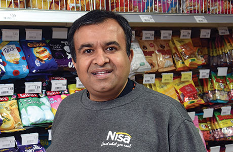 Sid Ali has been a retailer for 25 years, with four stores under his belt.