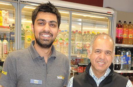 Barry Hanif, independent store, Day-Today and Nisa
