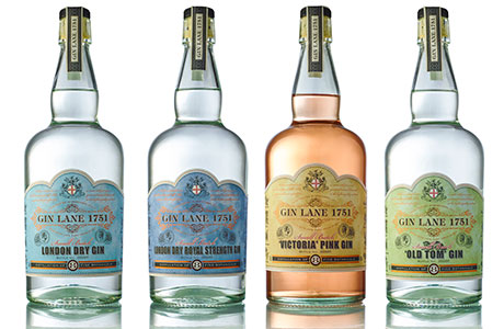 London gins look to Scotland