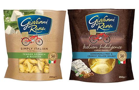 New ideas keep pasta aisle vibrant