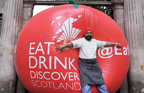 Scots food show cancelled