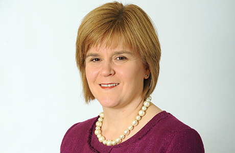 First minister confirms SGF keynote