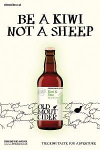Oldx Mout cider ad