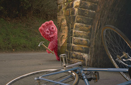 Sour Patch Kids, two sides to their mischief in the latest TV ad.