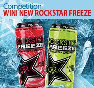 WIN! New Rockstar Freeze