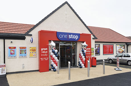 No stopping One Stop