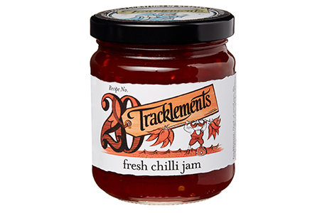 Tracklements re-vamps condiments range
