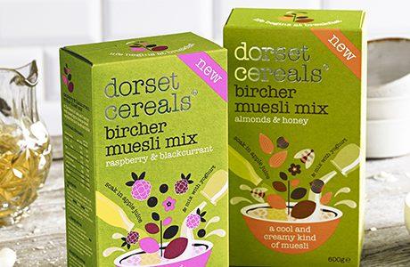 Dorset Cereals launches new bircher muesli