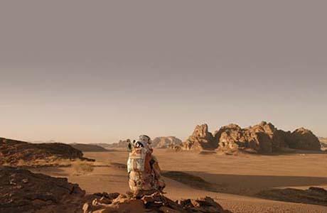 Martian Mars pic