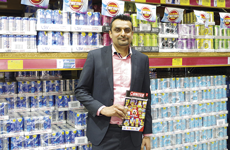 General manager Bobby Badar says the investment has been a big hit with customers, making their visits easier and more enjoyable.