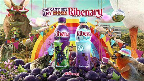 RIBENA TV AD copy