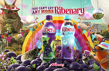 Ribena launches new marketing campaign
