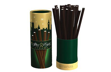 Dark Chocolate Straws