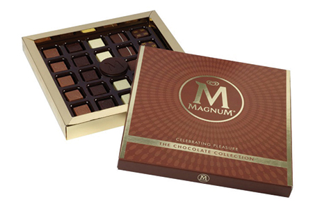 Magnum set to warm things up