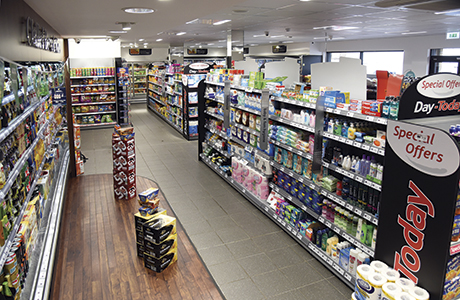Shopfitting specialist Vertex was responsible for the store's interior, which has been kitted out to the highest specifications from top to bottom.