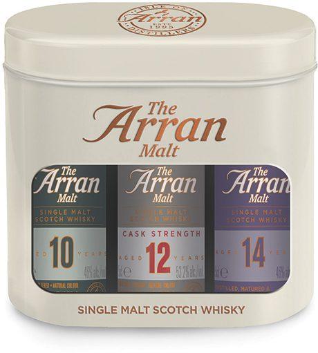 The Arran Malt gift pack