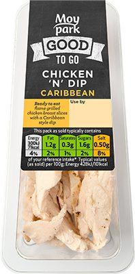 Good-to-Go_Chicken-'N'-Dip-Caribbean_Overhead