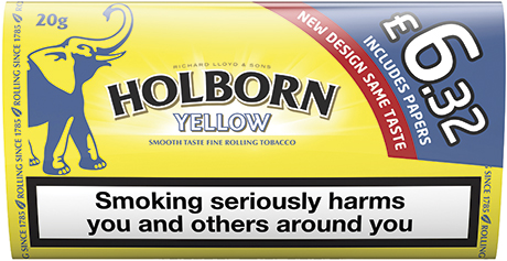 HOLBORN-YELLO