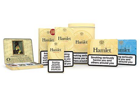 Hamlet whole range pack shot