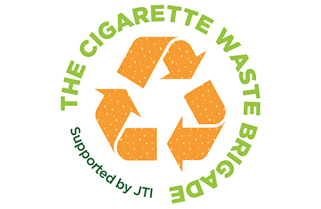 JTI partners in scheme to recycle cigarette waste