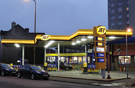 Seven up as Jet adds sites