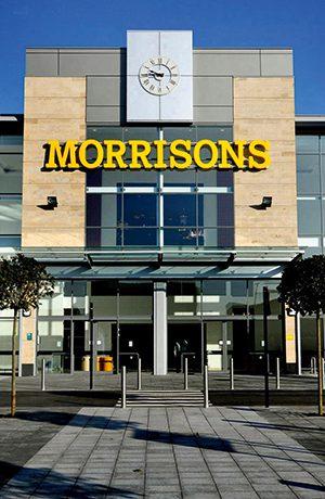 Picture by Chris Watt.  07887 554 193. Morrisons Super store Granton Edinburgh