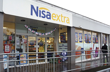 The Nisa store in Linwoodstore does well, but drinks sales, especially at Christmas, are very heavily influenced by price-cutting promotions.