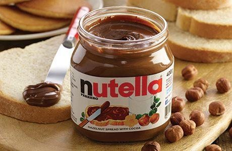 Nutella - Close up