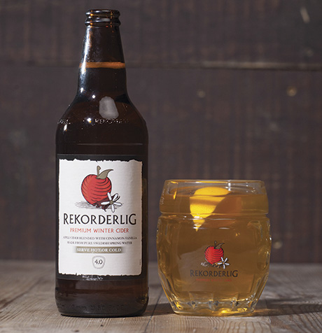 Rekorderlig winter cider is back again for the 2015 autumn and winter selling season.