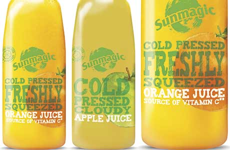 Juice for the health conscious