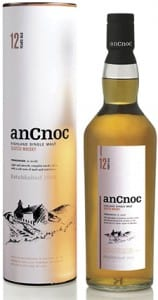 AnCnoc 12 year old , entry point to a full range of anCnoc expressions.