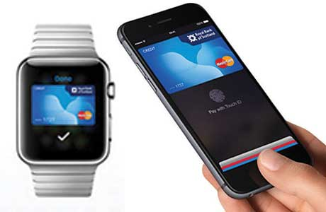 Bestway tries Apple Pay