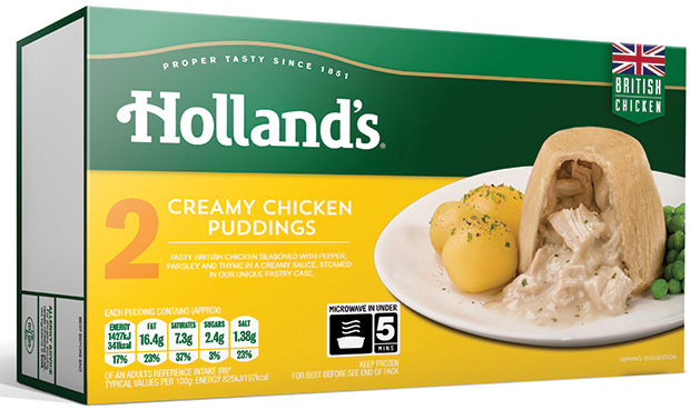 Hollands Chicken Pudding 2 Pack Carton Visual[1]