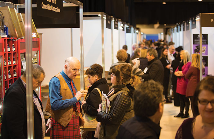 Scotland's Speciality Food Show returns to the SECC in Glasgow – 24-26 January 2016.