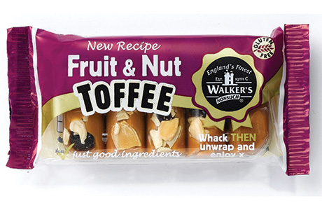 Fruit, nut and new