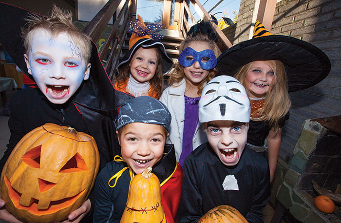 Like-for-like food sales were down substantially again in October but Halloween costumes did sell well. The SRC - KPMG Retail Sales Monitor reckons shoppers may be holding off on spending ahead of Christmas.