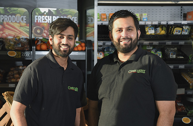 Brothers Asnat and Usman believe for a store to be a success, it must be an enjoyable place to spend your time. They have pored over every detail to make the space aesthetically pleasing, with particular attention paid to the spacious and well-lit beer cave.