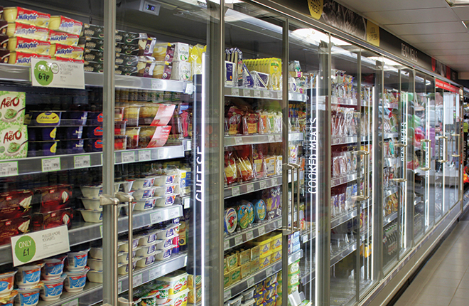 Refrigeration proved the most popular investment in independent and symbol stores in the third quarter of the financial year. Spending on shelving was the next most common investment.