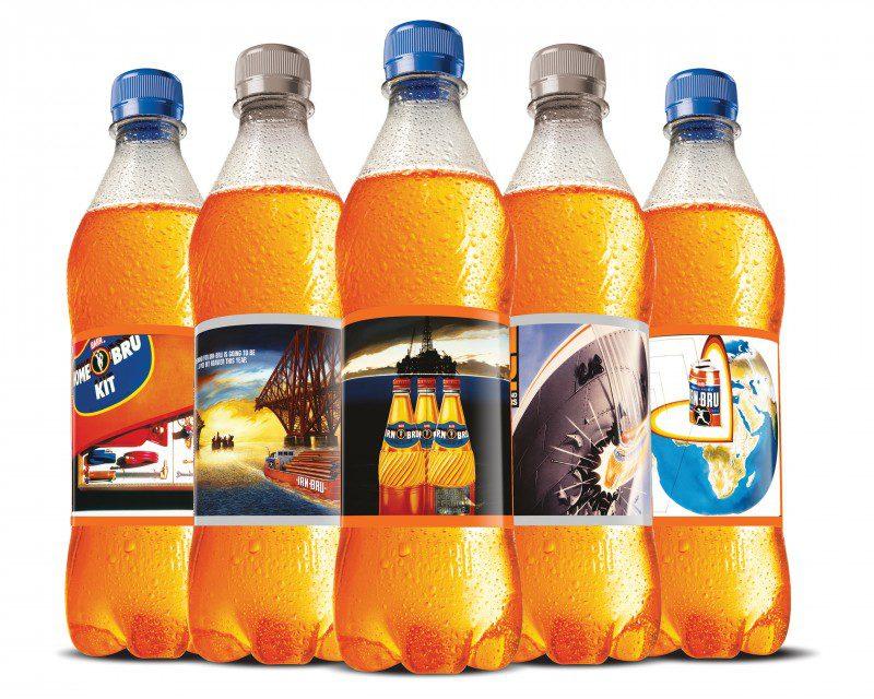 Irn Bru 500ml Bottles Merged