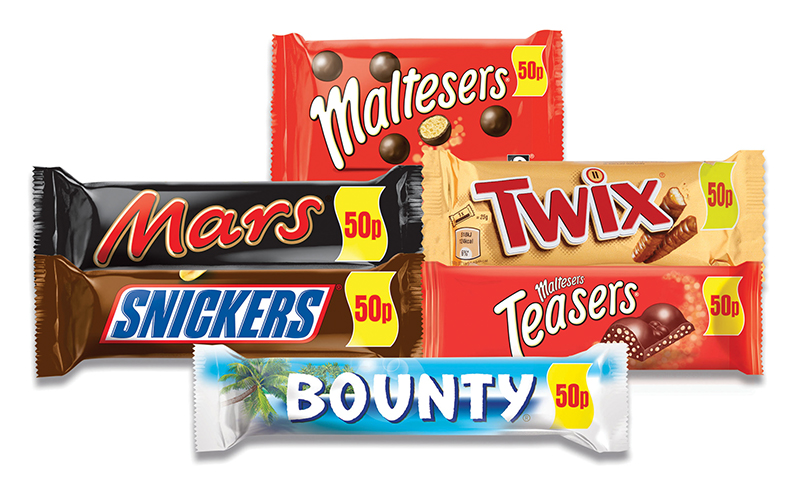 Mars Chocolate PMP's Jan 16