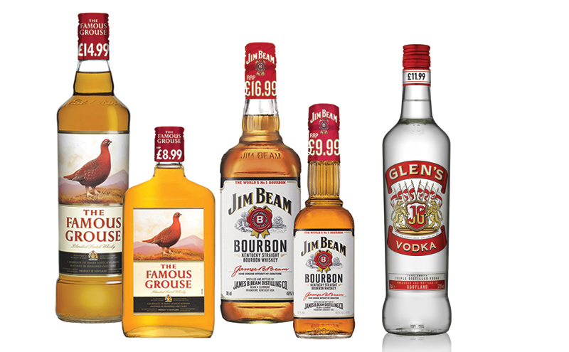 Maxxium Jan 16 PMP_Famous Grouse and Jim Beam