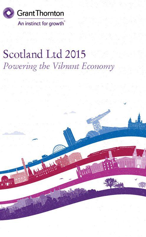 Scotland Ltd 2015 cover