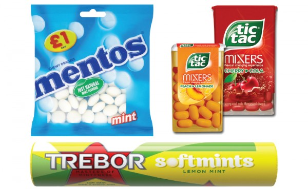 New tastes to mix mints