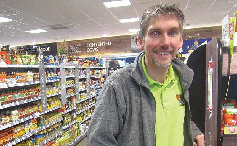 Pinkie Farm Convenience Store, Musselburgh